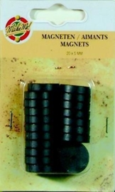 00-116260/0003- 10 x magneten 20x5mm