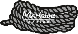 CE115639/1405- Marianne Design craftables zeevaartkabel CR1405