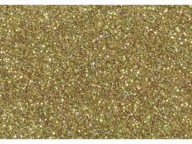8105 376- 7gram glitter fijn hologram goud