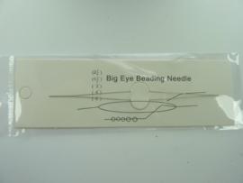 CH.004 - Split/eye rijgnaald van 12.5 cm. lang - big eye