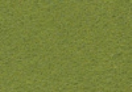 008441/0421- vilten lap van 4mm dik extra sterk 30x45cm licht mosgroen
