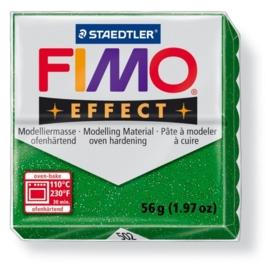 CE610303/1502- fimo effect 56gr glitter groen -502