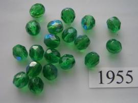20 stuks 8 mm AB kristal 1955