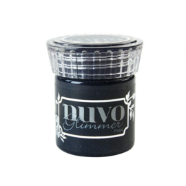 CE309906/0952- Nuvo glimmer paste 50ml - black diamond 952N