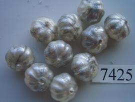 10 x bloem 15x11mm 7425