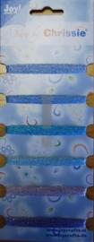 JOY6001/1529- 6 x 25 meter blauwe garen