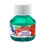 CE303500/5006- Collall AquaTint vloeibare waterverf 50ml turkoois blauw