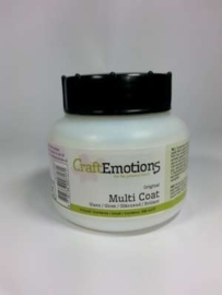 CE118101/0001- Craft Emotions multi coat 250ml GLANS