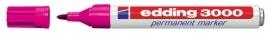 CE393000/0009- Edding-3000 permanent marker met punt van 1.5-3mm roze