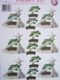 kn/556- A4 knipvel AANBIEDING foli art no.626 japans/indonesisch