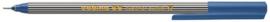 CE390055/0017- edding-55 fineliner met punt van 0.3mm staallauw