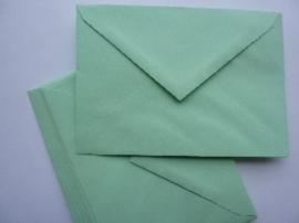 8133- 10 x enveloppen standaard formaat C6 16x11.5cm mint