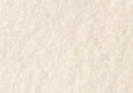 008441/0510- vilten lap van 4mm dik extra sterk 30x45cm creme