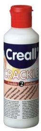 CE301603/1012- Creall Crackle - craquelé medium stap 2  80ML