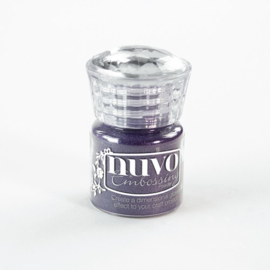 CE135010/0610- Nuvo glitter embossing poeder purple haze
