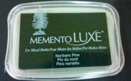 CE132020/5709- Memento Luxe inktkussen northern pine