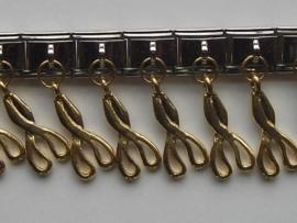 no.62 opruiming schakel voor schakelarmband