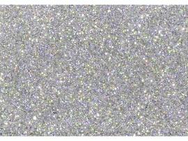 8105 371- 7gram glitter fijn hologram zilver
