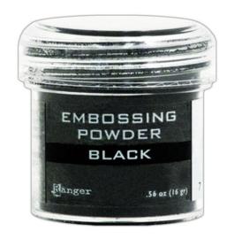 CE306300/7347- Ranger embossing powder 34ml - black