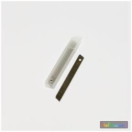 CE86050/0610- 10 stuks reserve afbreekmesjes 9mm voor het kleine afbreekmes