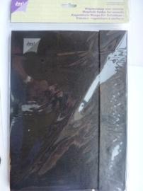 6200/0060- Joy magneetmap voor het opbergen van diverse stencils 30x21.5cm