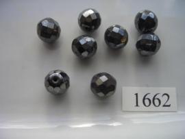 10 stuks rond geslepen 12mm 1662
