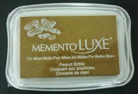 CE132020/5802- Memento Luxe inktkussen peanut brittle
