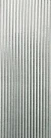 8306 036 - 18 x versierwas stroken 0.2cm zilver