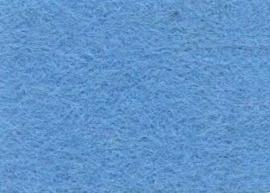 CE800300/0170- 10 vellen viltlapjes viscose van 20x30cm en 1mm dik lichtblauw