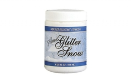 CE118038/0408- Aleene`s True Snow glitter 118ML