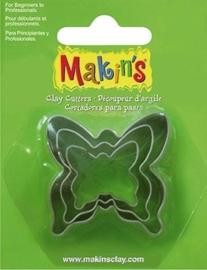 CE117918/6009- Makin`s caly uitsteker vlinder