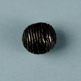 metalen kraal antiek goud 17mm 117465/2653