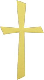 8306 572 - was kruis van 10.5 x 5.7 cm.