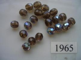 20 stuks 8mm AB kristal 1965