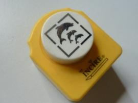 001152- ornamentpons 23x23mm OPRUIMING