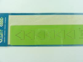 2488- Lacé snijmal No.12  OPRUIMING