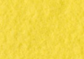 008441/0050- vilten lap van 4mm dik extra sterk 30x45cm geel
