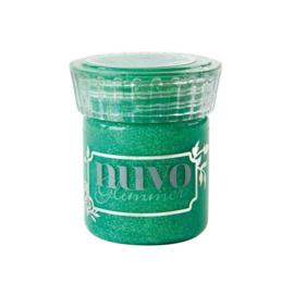 CE309906/0958- Nuvo glimmer paste 50ml - peridot green 958N