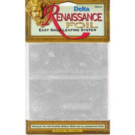 003045.A- Delta renaissance folie - zilver OPRUIMING