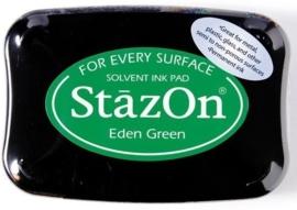 CE132005/6053- Stazon inktkussen SZ-000-053 eden green