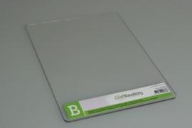 CE115639/6002- B-plaat 3mm voor stansmachine
