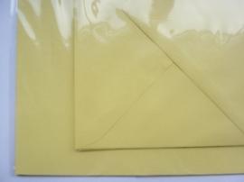 008200- 3 x A4 formaat kaarten gerild + 3 x enveloppen A5 formaat licht geel OPRUIMING -50%