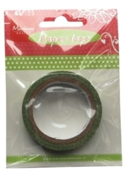 CE117289/2319- Marianne Design paper tape Christmas dots