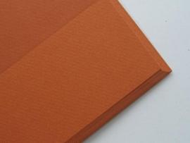 001999 - 10 vellen luxe kaartkarton dure kwaliteit A4 licht bruin OPRUIMING