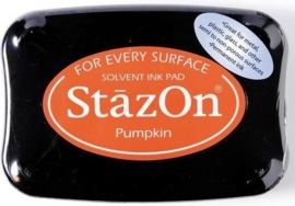 CE132005/6092- Stazon inktkussen SZ-000-092 pumpkin