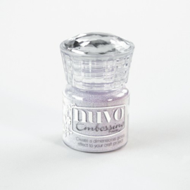 CE135010/0607- Nuvo glitter embossing poeder soft lilac