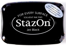 CE132005/6031- Stazon inktkussen SZ-000-031 jet black