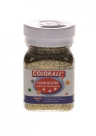 CE801502/0170- Colorall glitter goud 150ML / 95gram