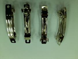 haarclip 5 cm. staalplated117287-0