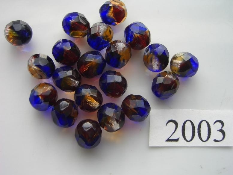 20 stuks 8 mm geslepen 2003